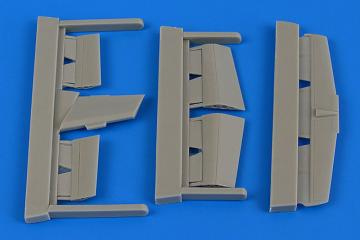 L-29 Delfin - Control surfaces [AMK] · AIR 7347 ·  Aires Hobby Models · 1:72