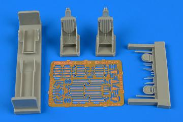 L-29 Delfin - Ejection seat late version [AMK] · AIR 7348 ·  Aires Hobby Models · 1:72