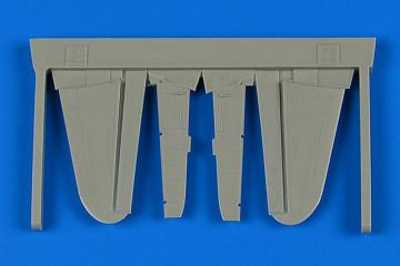 Ki-61-Id - Control surfaces [Tamiya] · AIR 7362 ·  Aires Hobby Models · 1:72