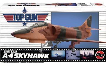 Top Gun - Jester´s A-4 Skyhawk · AX 00501 ·  Airfix · 1:72