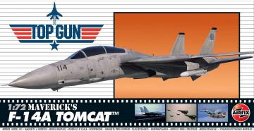 Top Gun - Maverick´s F-14A Tomcat · AX 00503 ·  Airfix · 1:72