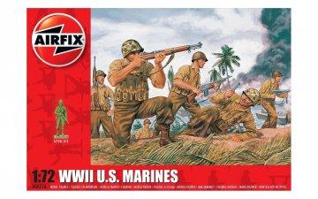 WWII US Marines (46 Figuren) · AX 00716 ·  Airfix · 1:72