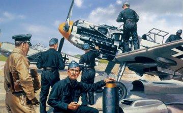 Luftwaffe Personnel · AX 00755V ·  Airfix · 1:76