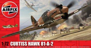 Curtiss Hawk 81-A-2 · AX 01003 ·  Airfix · 1:72