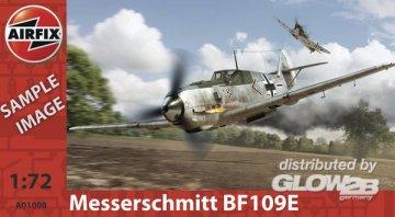 Messerschmitt Bf 109 E · AX 01008 ·  Airfix · 1:72