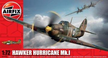 Hawker Hurricane MK1 · AX 01010 ·  Airfix · 1:72