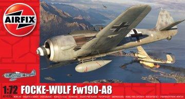 Focke-Wulf FW 190 A-8 · AX 01020A ·  Airfix · 1:72