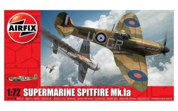 Supermarine Spitfire Mkla · AX 01071B ·  Airfix · 1:72
