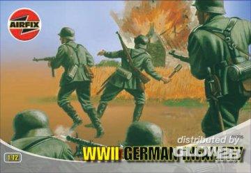Deutsche Infanterie · AX 01705 ·  Airfix · 1:72