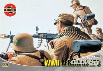 Deutsches Afrikakorps · AX 01711 ·  Airfix · 1:72