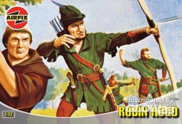 ROBIN HOOD · AX 01720 ·  Airfix · 1:72