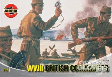 Britische Kommandotruppen · AX 01732 ·  Airfix · 1:72
