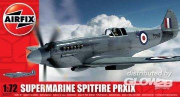 Spitfire Prixx · AX 02017 ·  Airfix · 1:72