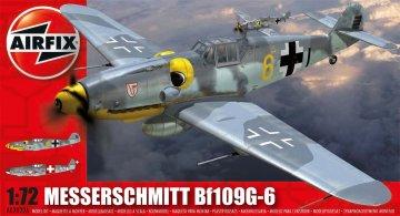 Messerschmitt Me Bf 109 G-6 · AX 02029A ·  Airfix · 1:72