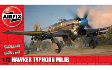 Hawker Typhoon Mk.Ib · AX 02041A ·  Airfix · 1:72