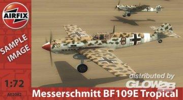 Messerschmitt Bf 109 E - Tropical · AX 02062 ·  Airfix · 1:72