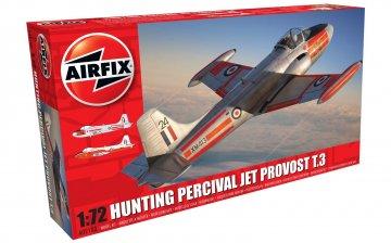 BAC Jet PROVOST T3 · AX 02103 ·  Airfix · 1:72
