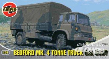 Bedford Mk.4 Tonne Truck G.S. Body · AX 02326 ·  Airfix · 1:76