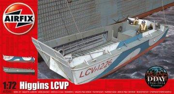 Higgins LCVP · AX 02340 ·  Airfix · 1:72
