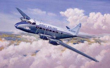 de Havilland Heron MkII - Vintage Classics · AX 03001V ·  Airfix · 1:72
