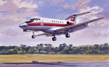 Hawker Siddeley Dominie T.1 · AX 03009V ·  Airfix · 1:72