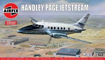 Handley Page Jetstream · AX 03012V ·  Airfix · 1:72