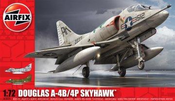 Douglas A-4 Skyhawk · AX 03029 ·  Airfix · 1:72