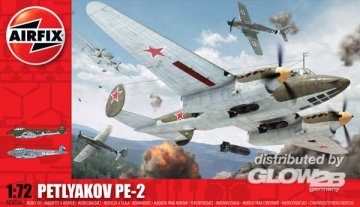 Petlyakov Pe2 · AX 03034 ·  Airfix · 1:72