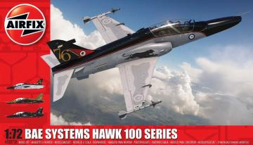 BAE Hawk 100 Series · AX 03073A ·  Airfix · 1:72