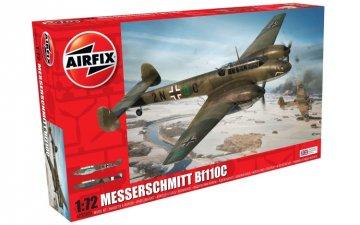 Messerschmitt Bf 110 C/D · AX 03080A ·  Airfix · 1:72