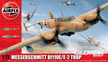 Messerschmitt Bf 110 E · AX 03081 ·  Airfix · 1:72