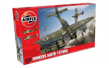Junkers JU87 Stuka · AX 03087 ·  Airfix · 1:72