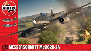 Messerschmitt ME 262 A-2A · AX 03090 ·  Airfix · 1:72