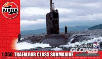 Trafalgar Class Submarine · AX 03260 ·  Airfix · 1:350