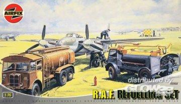 RAF Refuelling Set · AX 03302 ·  Airfix · 1:76