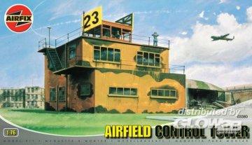Airfield Control Tower · AX 03380 ·  Airfix · 1:76