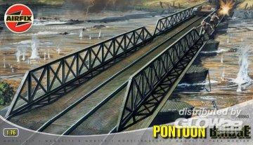 Pontoon Bridge · AX 03383 ·  Airfix · 1:76