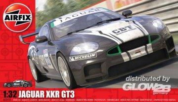 Jaguar XKRGT3 Apex Racing · AX 03410 ·  Airfix · 1:32