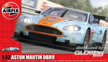Aston Martin DBR9 Gulf · AX 03411 ·  Airfix · 1:32