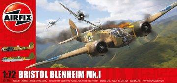 Bristol Blenheim Mkl (Bomber) · AX 04016 ·  Airfix · 1:72