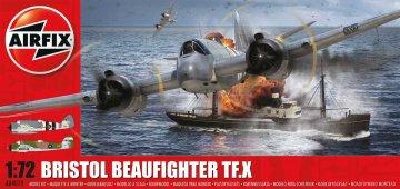 Bristol Beaufighter Mk.X · AX 04019 ·  Airfix · 1:72