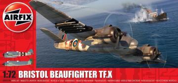 Bristol Beaufighter TF.X · AX 04019A ·  Airfix · 1:72