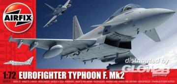 Eurofighter Typhoon Series 4 · AX 04036 ·  Airfix · 1:72
