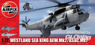 Westland Sea King HAS5 · AX 04048 ·  Airfix · 1:72