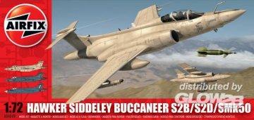 Hawker siddeley Buccaneer S2B · AX 04049 ·  Airfix · 1:72