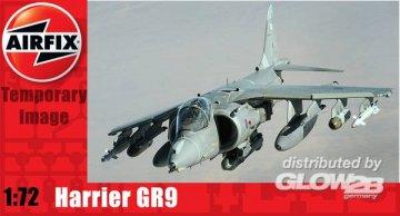 Harrier GR9 · AX 04050 ·  Airfix · 1:72