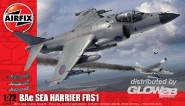 Sea Harrier FRS1 · AX 04051 ·  Airfix · 1:72