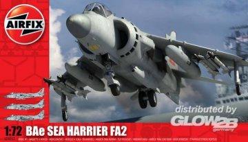 Sea Harrier FA2 · AX 04052 ·  Airfix · 1:72