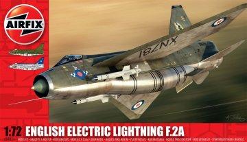 EE Lightning F2 · AX 04054 ·  Airfix · 1:72
