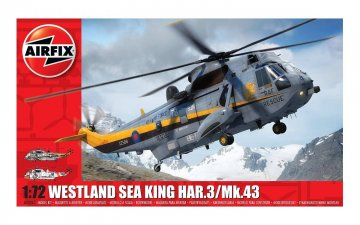 Westland Sea King HAS.3 · AX 04063 ·  Airfix · 1:72